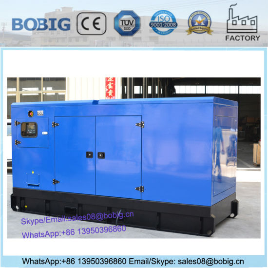 Gensets Price Factory 20kVA to 2000kVA Power Cummins Diesel Engine Electric Generator