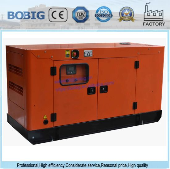 Manufacturer Sell 24kw 30kVA Power Chinese Diesel Generator