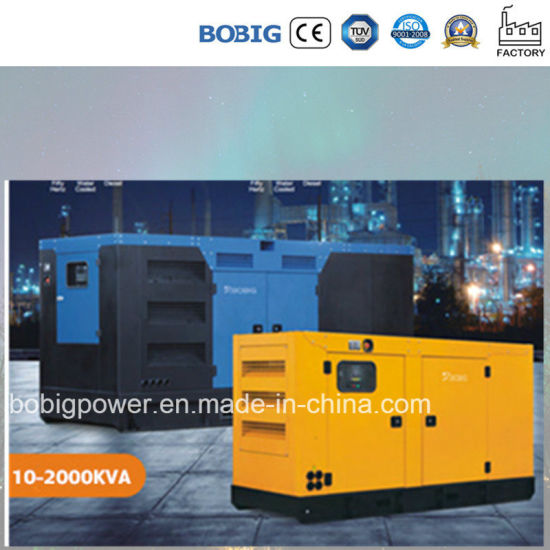 8kw/10kVA-1100kw /1375kVA Generator Powered by Perkins Engine