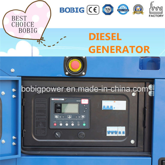 180kw Diesel Generator Set Silent Encloure with Yto Engine