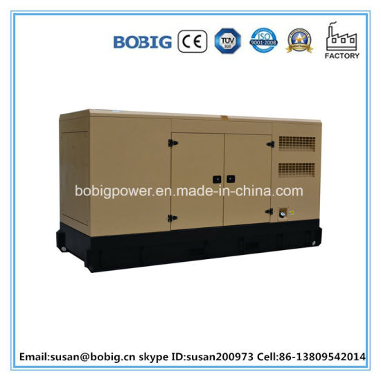 150kVA Soundproof Type Weichai Brand Diesel Generator with ATS