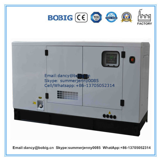 100kVA Water Powered Generator with Fawde Engine