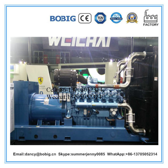 300kw Baudouin Engine Generator with Promotion