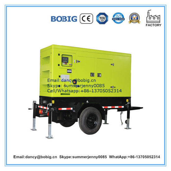150kw Diesel Generating Sets with Cummins Dcec Engine