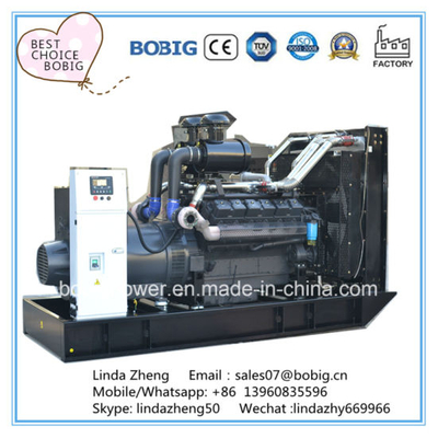 400kw 500kVA Silent Canopy Open Generator with Chinese Kangwo Engine
