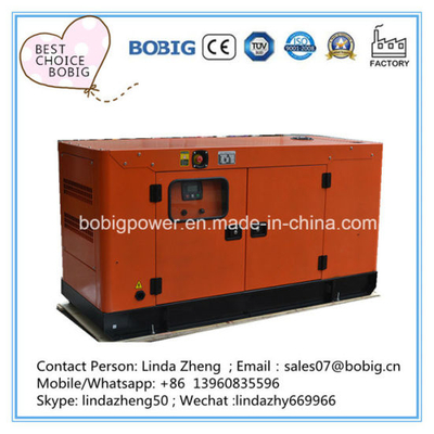 15kw Silent Canopy Open Diesel Generator Set with Weichai Engine Wp2.1d18e2