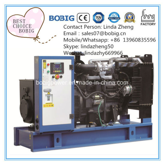 50kw 62kVA Power Generator with Weichai Engine Wp4.1d66e200