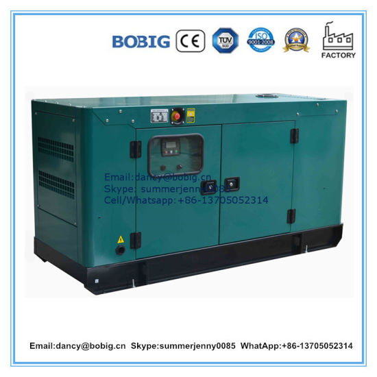 80kw 100kVA Low Noise Diesel Electirc Generating Set