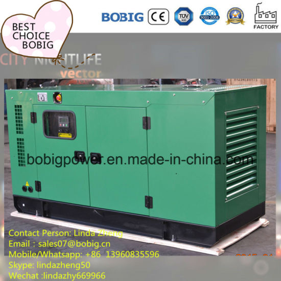 500kw 625kVA Diesel Generator Set Enclosed Open with Nantong Engine