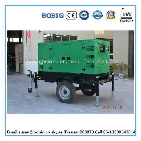 1250kVA Silent Diesel Generator Set Powered by Cummins Engine with ISO and Ce