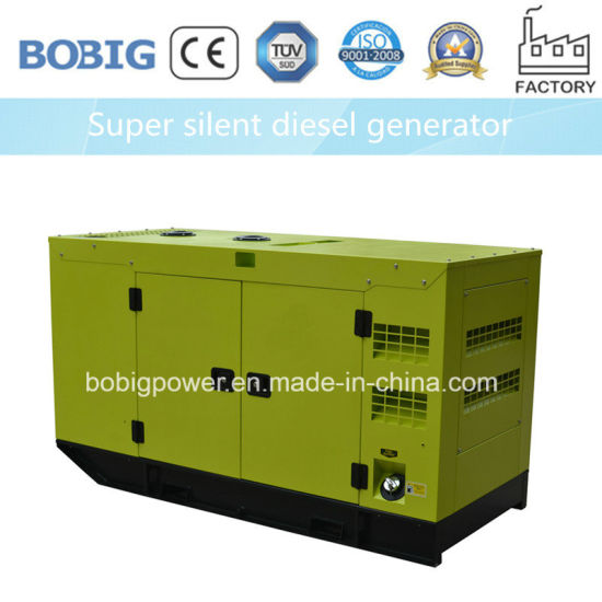 160kw Silent Diesel Generator Powered by Cummins Engine
