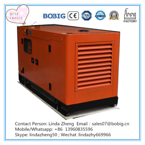 80kw 120kw Generator Powered by Perkins Engine