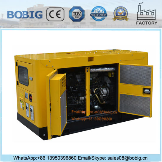 Generator Manufacturer Supply Water Cooled Power Electric Diesel Generating