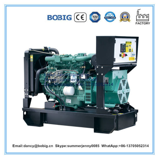 100kVA Cummins Open Gensets with ATS and Amf