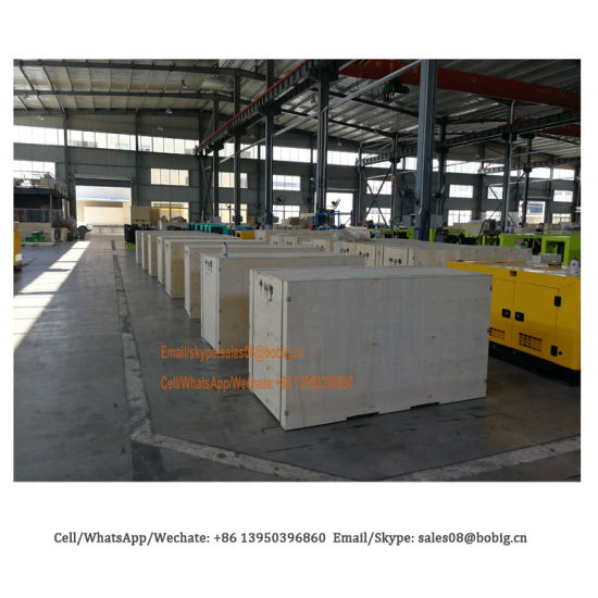 Genset Factory Sell Ce ISO Famous Brands Brushless Stamford Diesel Engine Generator
