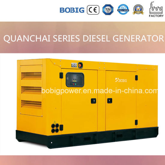 10kw Diesel Generator Powered by Chinese Quanchai Engine