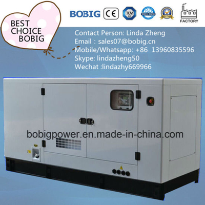 120kw 150kVA Open Canopy Silent Generator with Cummins Engine 6CTA8.3-G2