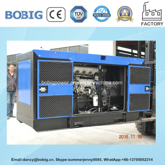High Quality 15kw Weichai Soundproof Diesel Generator Set