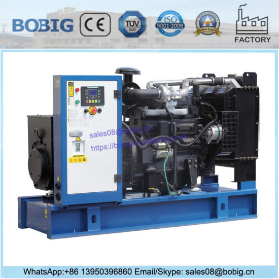 Ce ISO 30kVA to 150kVA Famous Top Brand Lovol Diesel Generator Price From Gensets Factory