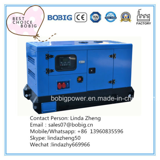 80kw 100kVA Canopy Silent Open Generator with Cummins Engine 6bt5.9-G1