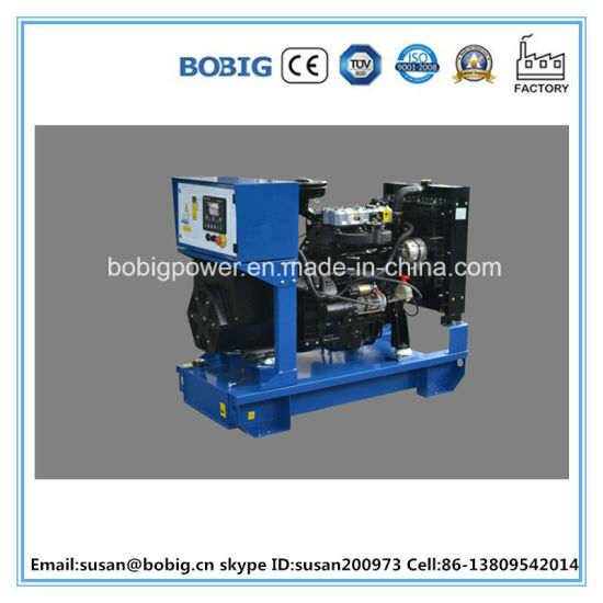 10kVA-45kVA Open Type Diesel Genset with Chinese Lijia Brand