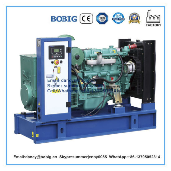 Cheap Price 80kw Ricardo Diesel Generator Set