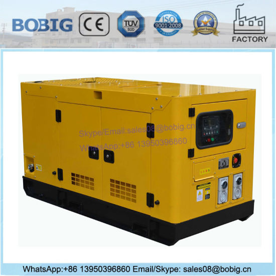 Low Price Sell Good Quality 20kw 25kVA Quanchai Diesel Engine Generator by Gensets Manufacturer